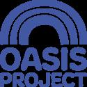 Oasis Project Logo Blue