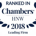 Chambers HNW 2018 Rankings Released!
