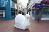 Get ready...get set...go! Snail Selfie Challenge | Martlets Hospice