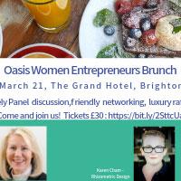 Oasis Women Entrepreneurs Brunch